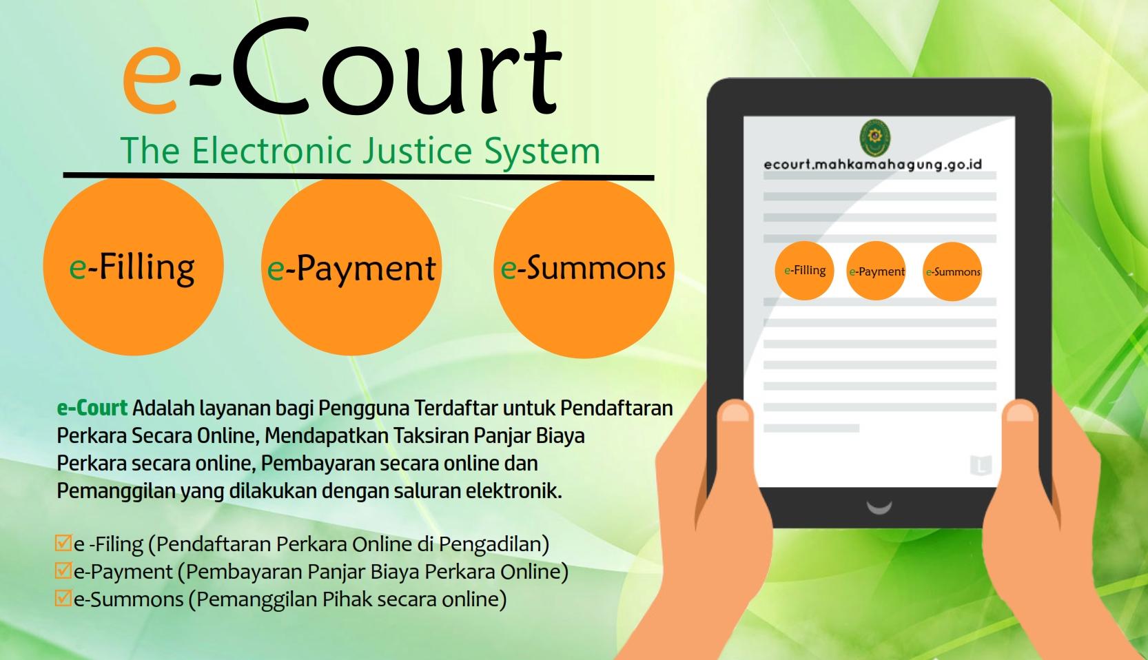 E Court